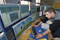 Le Centre de contrôle du CERN