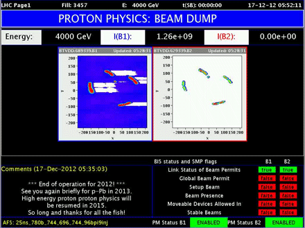 LHC 1 screenshot